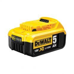 DEWALT  18,0 Volt Schiebeakku 5,0Ah DCB 184