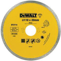 DEWALT Diamant-Trennscheibe Fliesen/Steinzeug