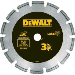 DEWALT Diamant-Trennscheibe Granit/Beton HP 230mm