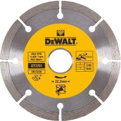 DEWALT Diamant-Trennscheibe Universal PE 115mm