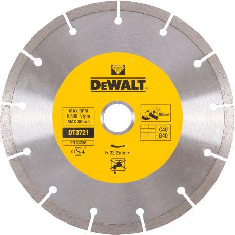 DEWALT Diamant-Trennscheibe Universal PE 125mm