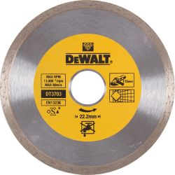 DEWALT Diamant-Trennscheibe Fliesen/Keramik PE 115mm