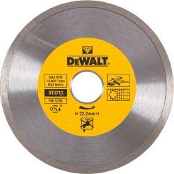 DEWALT Diamant-Trennscheibe Fliesen/Keramik PE 125mm