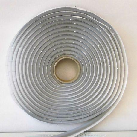 Butyl-Rundschnur Ø 6mm Länge 7m Rolle Grau