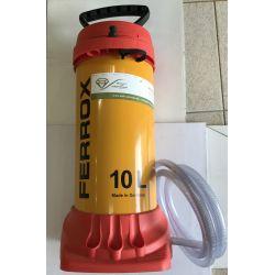 MESTO FERROX 3585 W Wasserdruckbehälter 10 Liter mit Zubehör