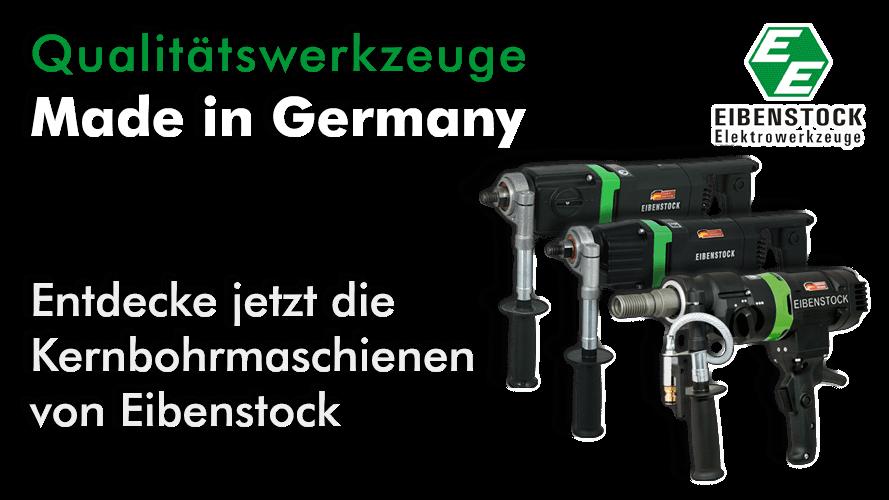 Eibenstock Kernbohrmaschinen